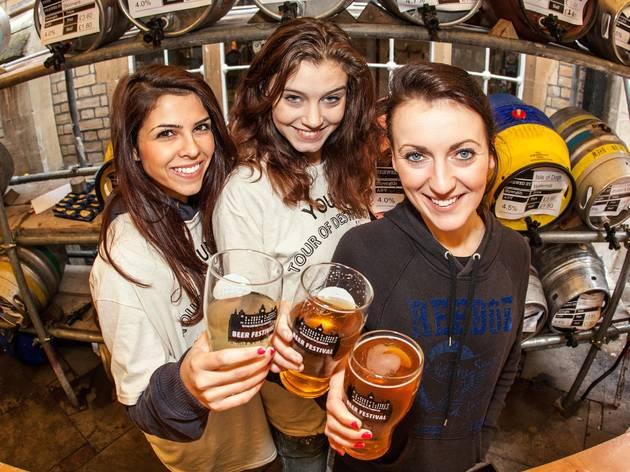 Wandsworth Common Halloween Beer Festival