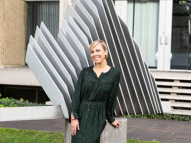Tereza Porybná at the Czech Embassy, London