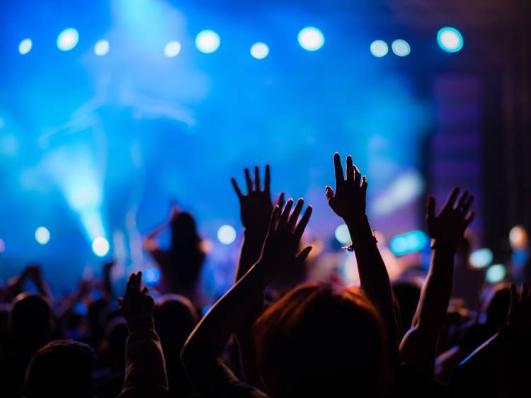 Tenir tants locals de música en directe com a Melbourne