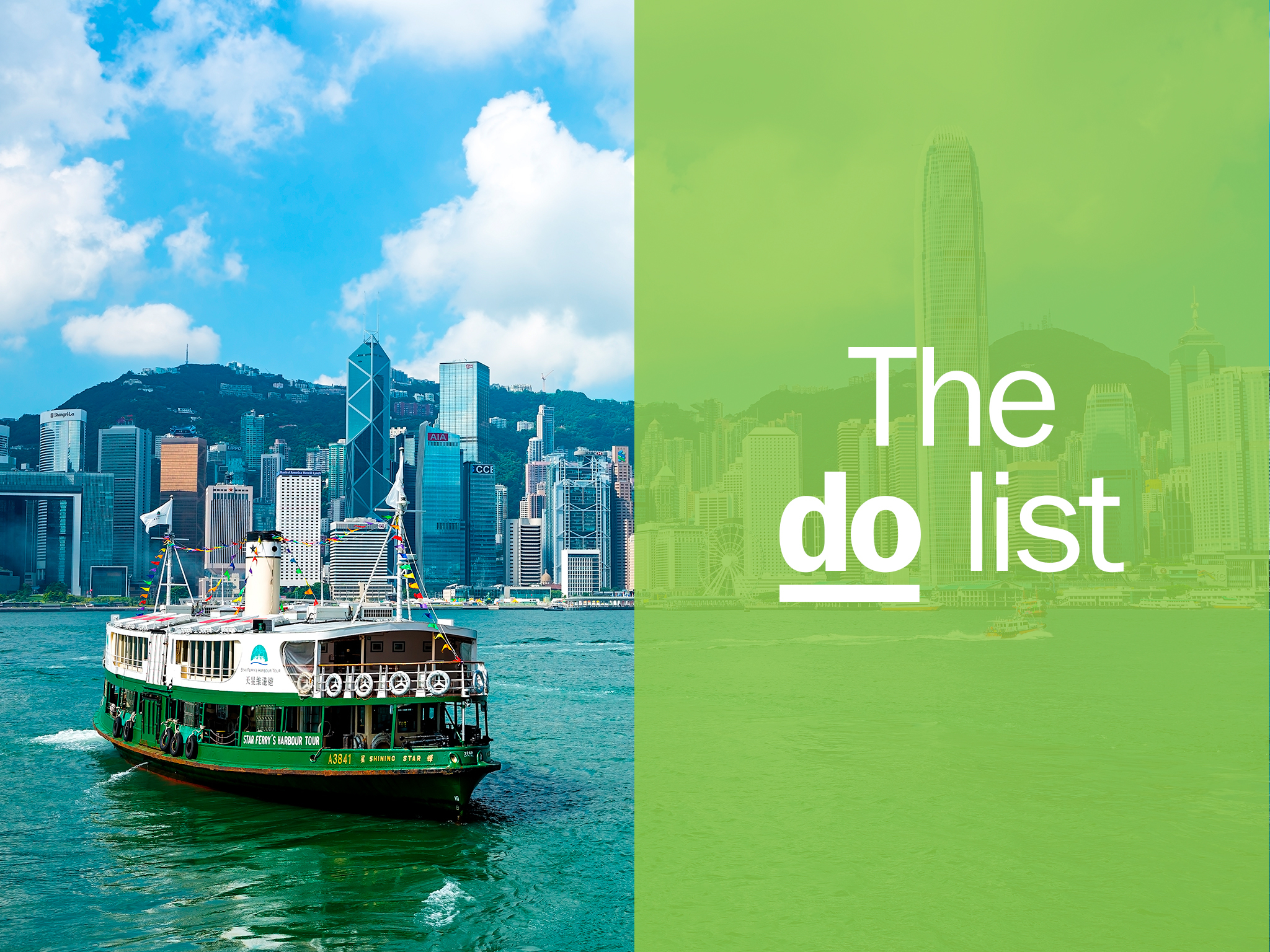 50 incredible things to do in Hong Kong