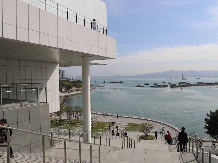 海上世界文化藝術中心:避世美景