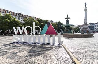 rossio, web summit, evento