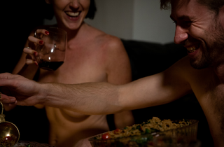 The Naked Dinner