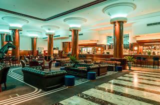 Lower Bar at City Tattersalls Club