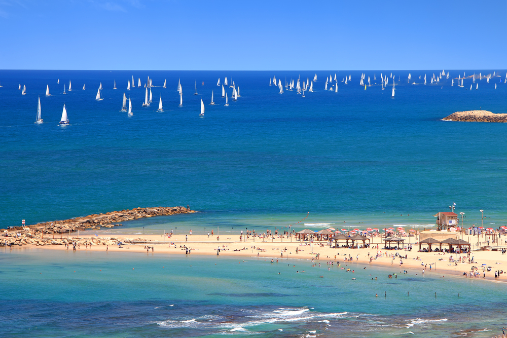 The best beaches in Israel