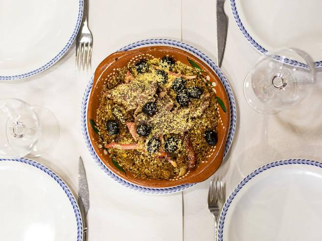 Restaurante, O Buraco, Arroz de Pato, Cozinha Tradicional