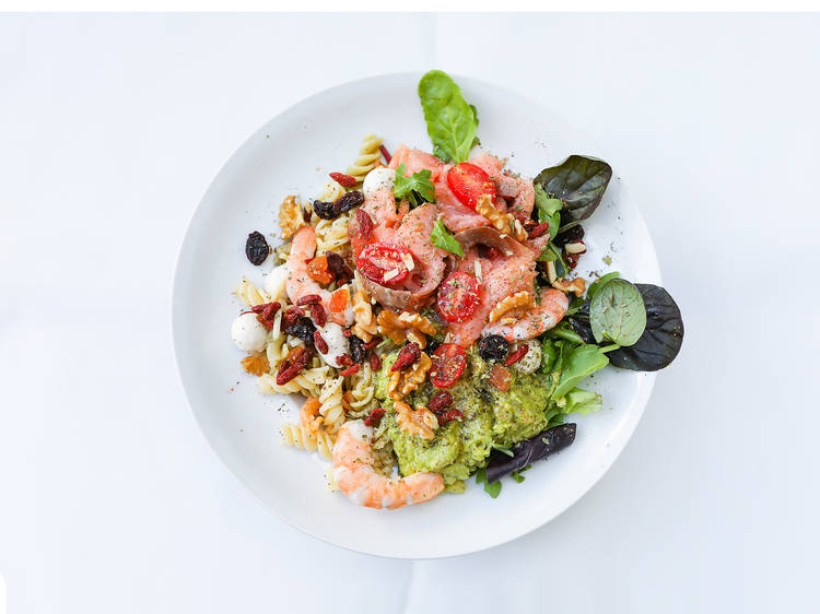 Salada à escolha do Negra Café