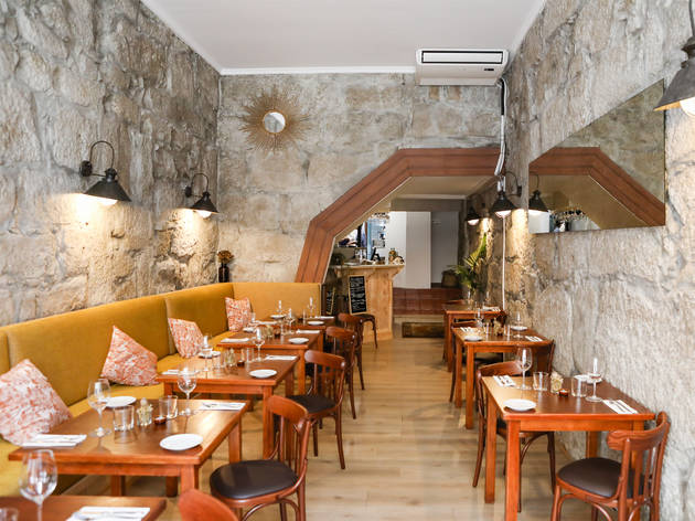 Restaurante, Português, Apego