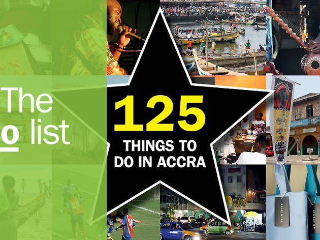 125 best things to do in Accra and Ghana - full list