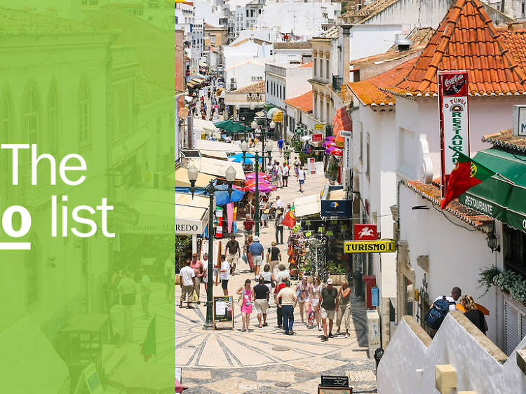 The 11 best things to do in Albufeira