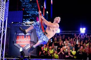 Ninja Warrior rope