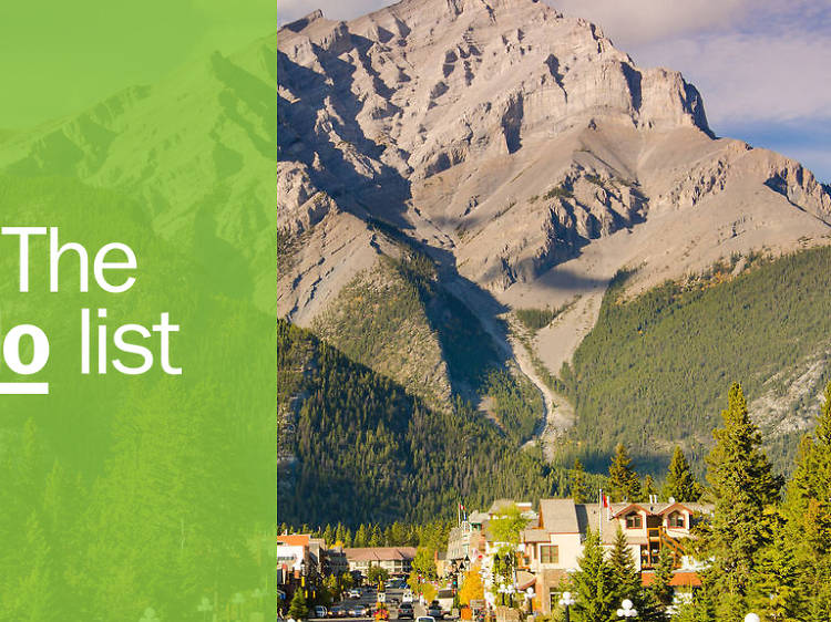 The 10 best things to do in Banff
