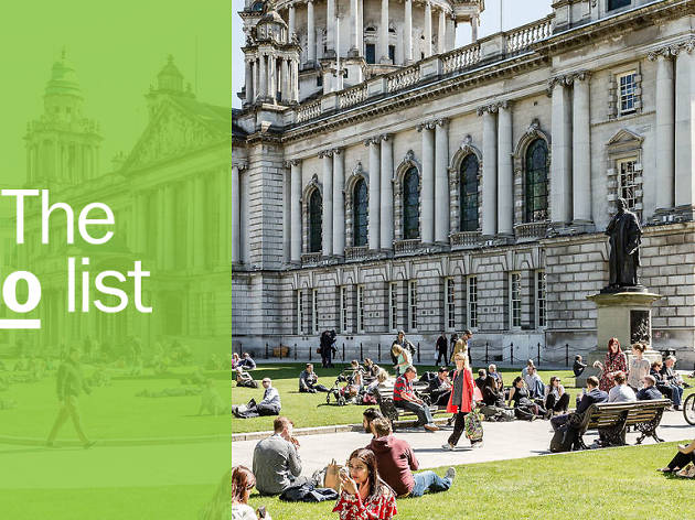 The 11 best things to do in Belfast
