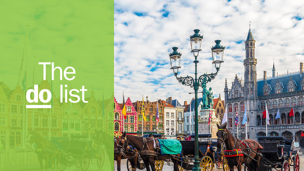 The 22 best things to do in Belgium