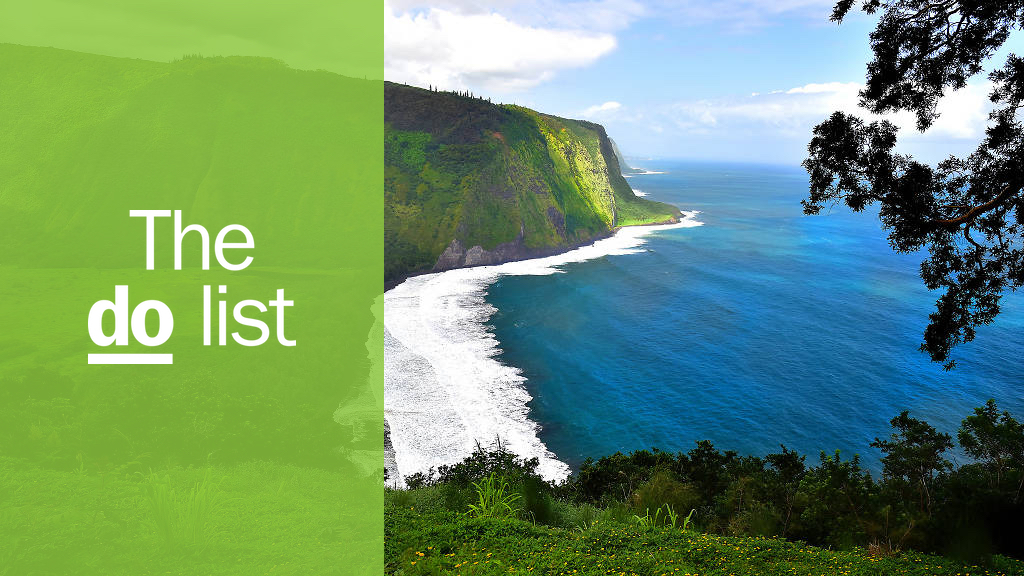 The 22 best things to do on the Big Island
