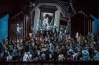 Die Meistersinger von Nurnberg Opera Australia 2018