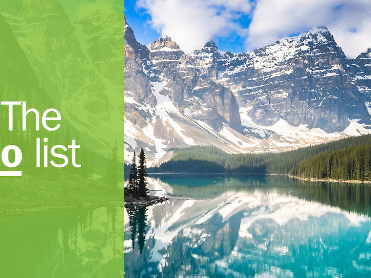 The 14 best things to do in Canada