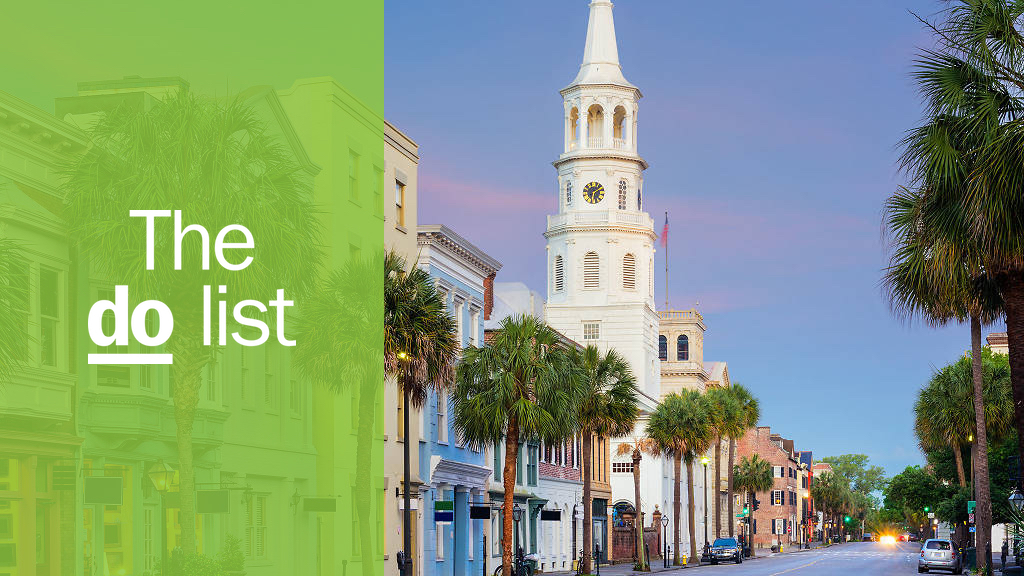 The 14 best things to do in Charleston