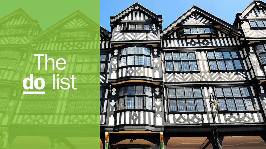 The 9 best things to do in Chester