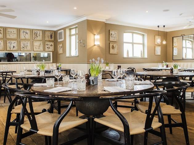British Brasserie Mews of Mayfair