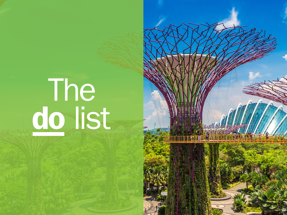 The 101 best things to do in Singapore
