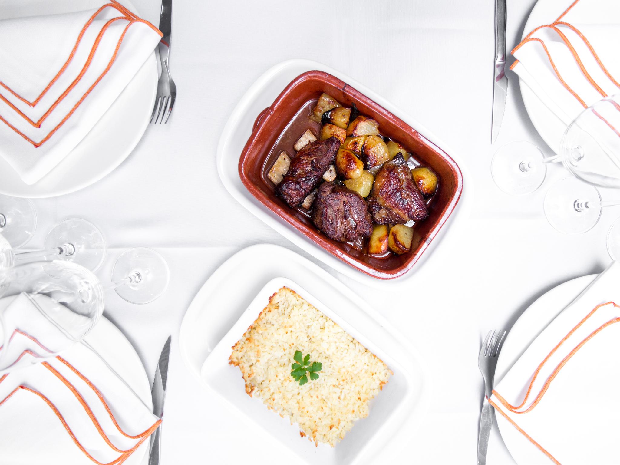 Carne Arouquesa - Vitela Assada no Forno