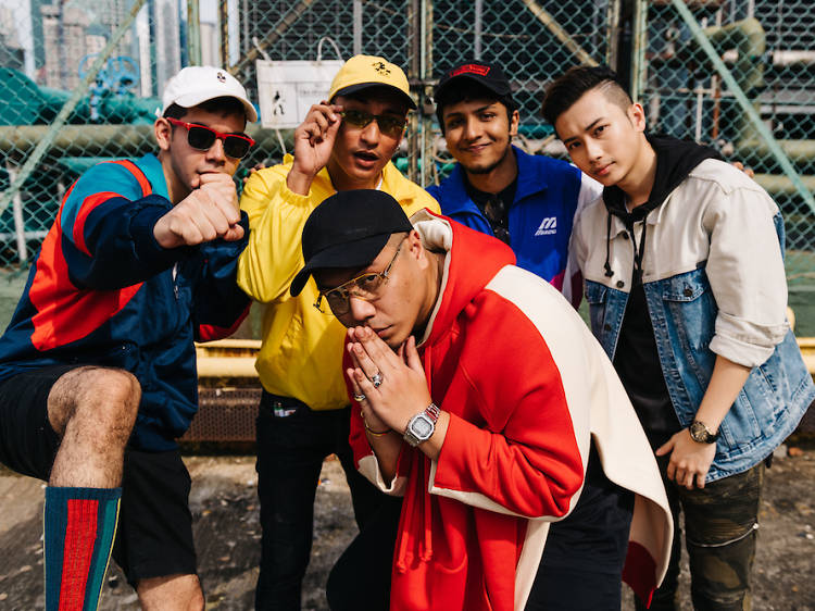 The hottest rappers and hip-hop artists in Singapore right now
