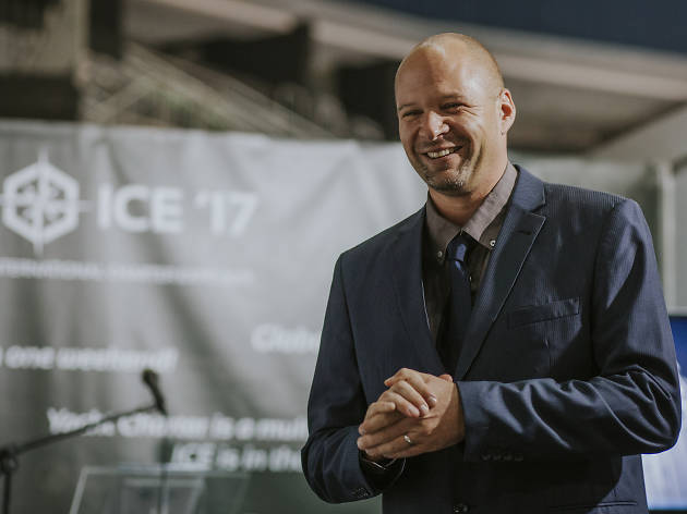 Tino Prosenik interview: cool as ICE