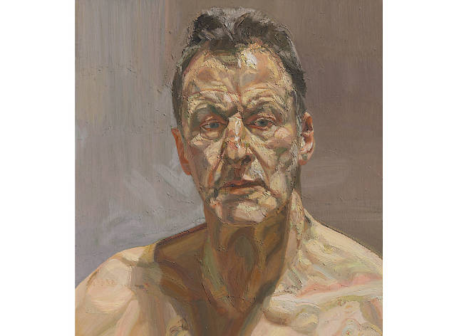 Lucian Freud: The Self-Portraits review