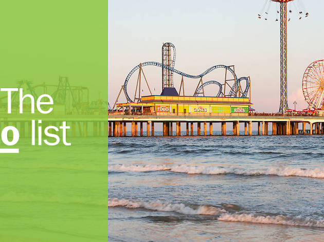The 10 best things to do in Galveston