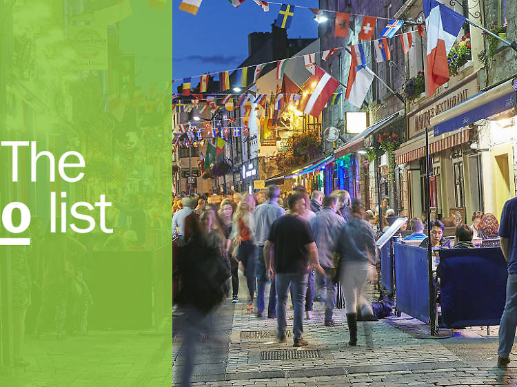 The 13 best things to do in Galway