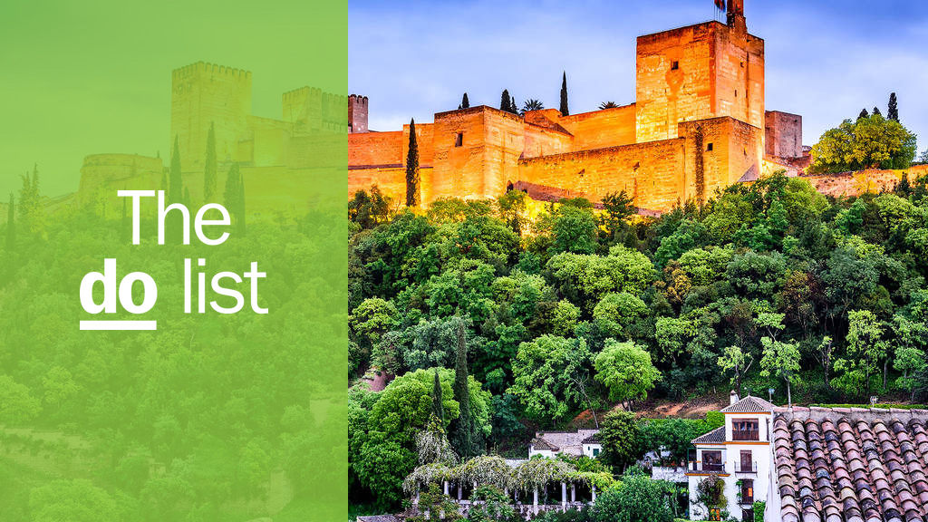 The 13 best things to do in Granada