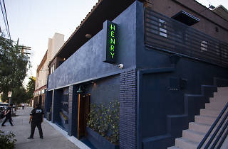 Bar Henry new cocktail bar in Echo Park