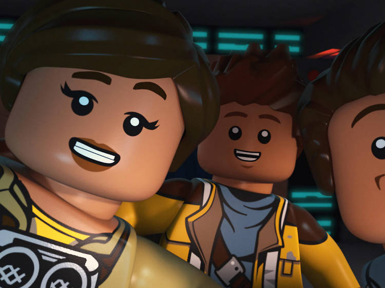 Lego Star Wars: Las aventuras de los Freemaker