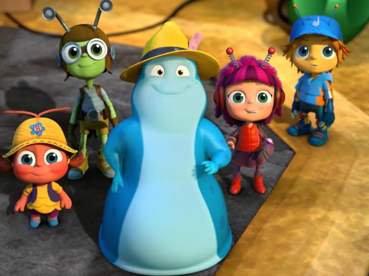 Beat Bugs: Temporada 3