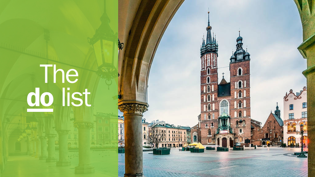 The 11 best things to do in Kraków