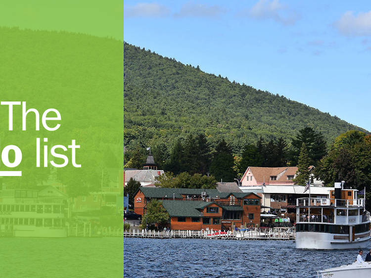 The 10 best things to do in Lake George