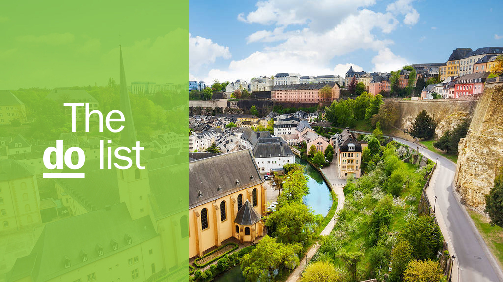 The 13 best things to do in Luxembourg