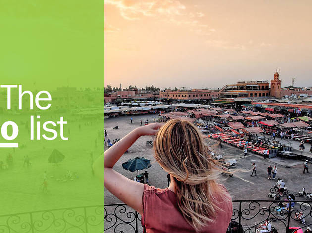 The 13 best things to do in Marrakech