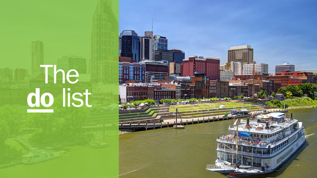 20 Best Things to do in Nashville Right Now