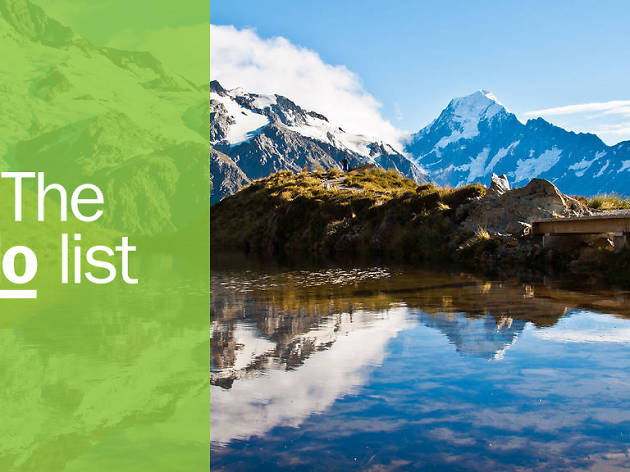 The 22 best things to do in New Zealand