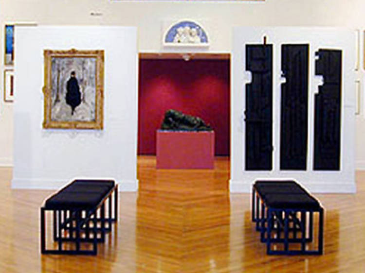 Godwin-Ternbach Museum (at Queens College)