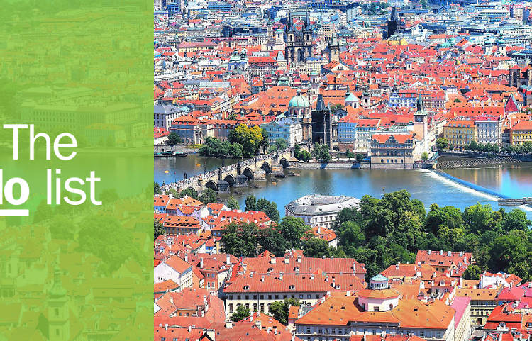 The 25 best things to do in Prague