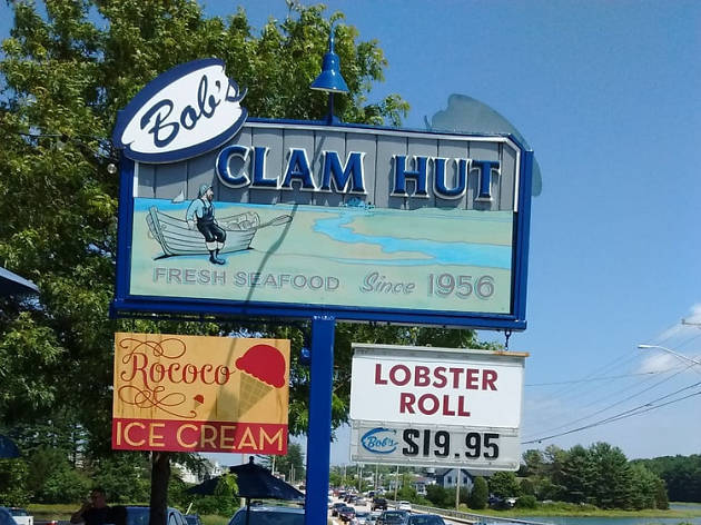 Bob's Clam Hut, Kittery