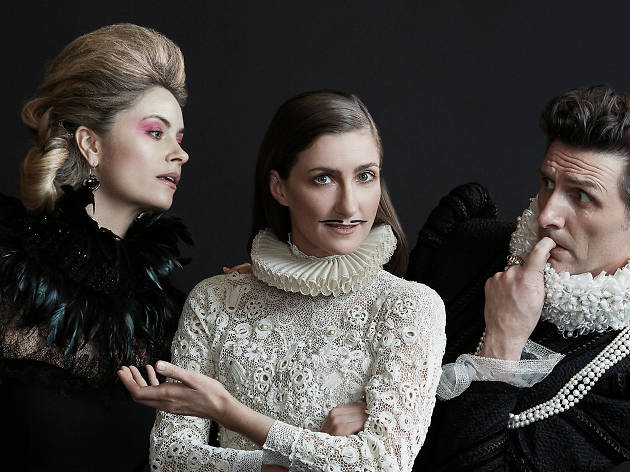 Twelfth Night Melbourne Theatre Company 2019