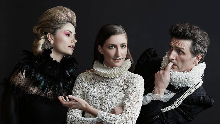 Twelfth Night Melbourne Theatre Company 2019