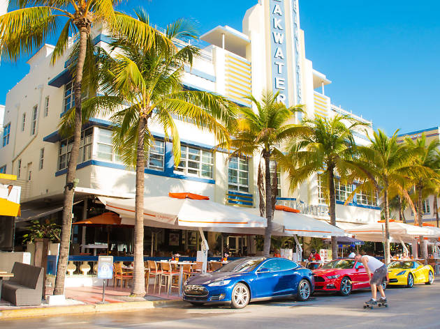 Miami ES homepage