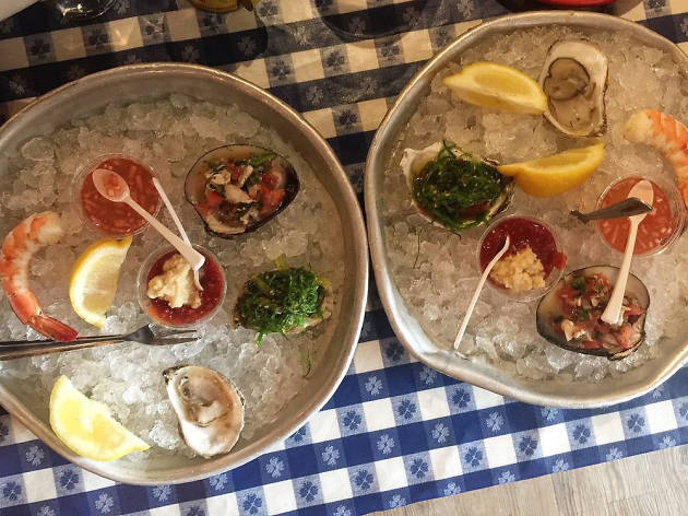 Summer Shack Oysters