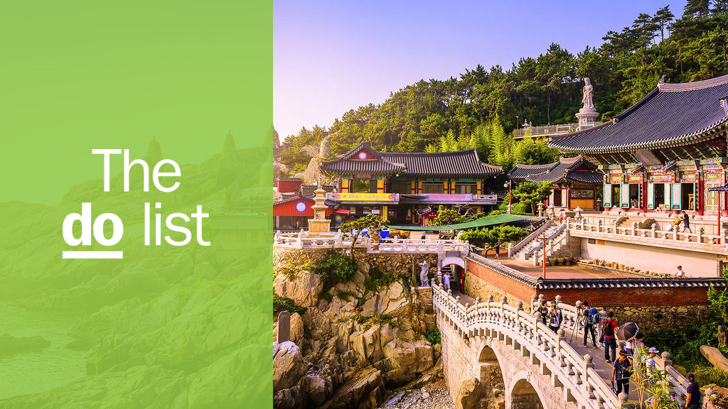 The 18 best things to do in South Korea