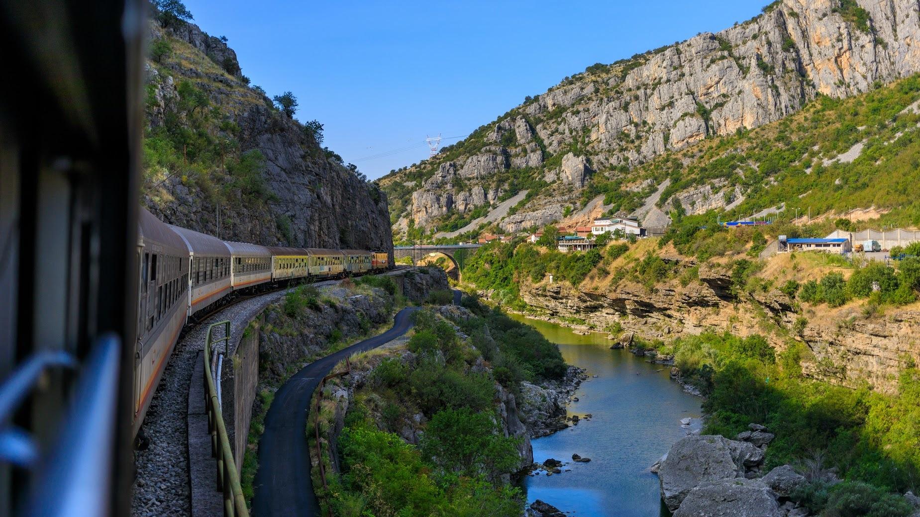 Montenegro Express Railway
